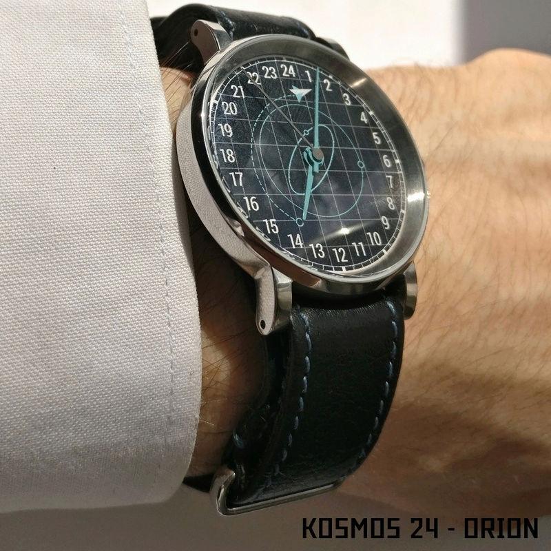 Kosmos 24 présente sa première collection Orion_13