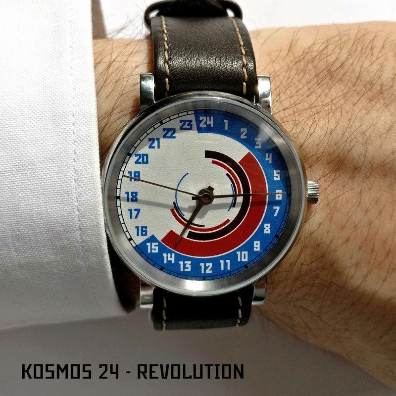 Kosmos 24 présente sa première collection Ryvolu13