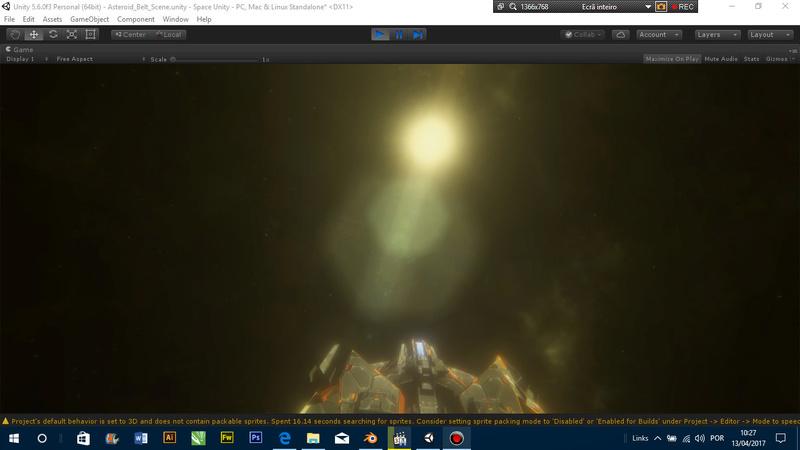 Cenários Espaciais vs Escala Bandic10