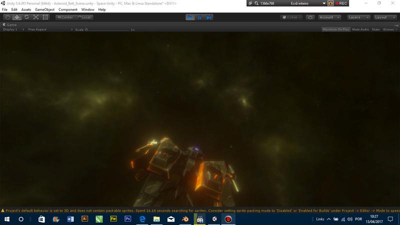 Cenários Espaciais vs Escala Bandic12