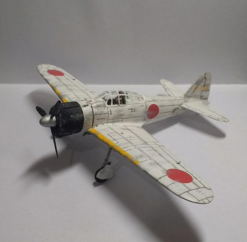 Airfix Zero Picsar15