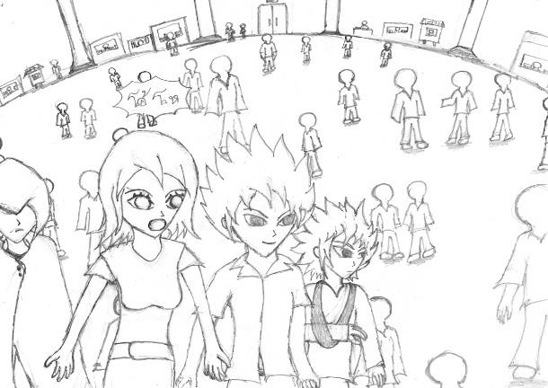 การ์ตูนDay Dream(จบ) + ชีวะมหาประลัย(11) - Page 2 812