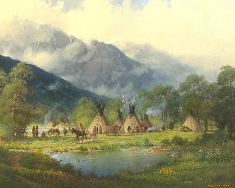 Племя Ирокезов