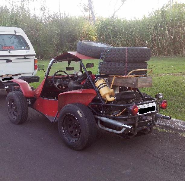 Buggy tipo Cronos Crotalus 2012 Hilux-12