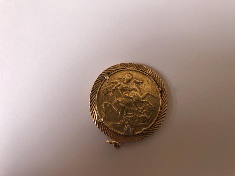 Monedas Oro... Img_8712