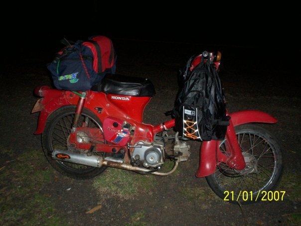 Los amantes de las motos... 19104513