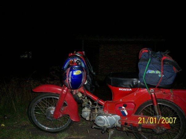 Los amantes de las motos... 19104514