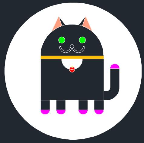 [練習]google電子喵-2D範例 Ue10