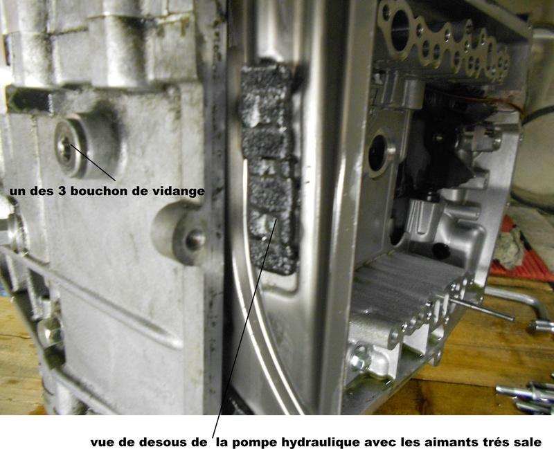 TUTO - Vidange boite DCT - Page 5 Dessou10
