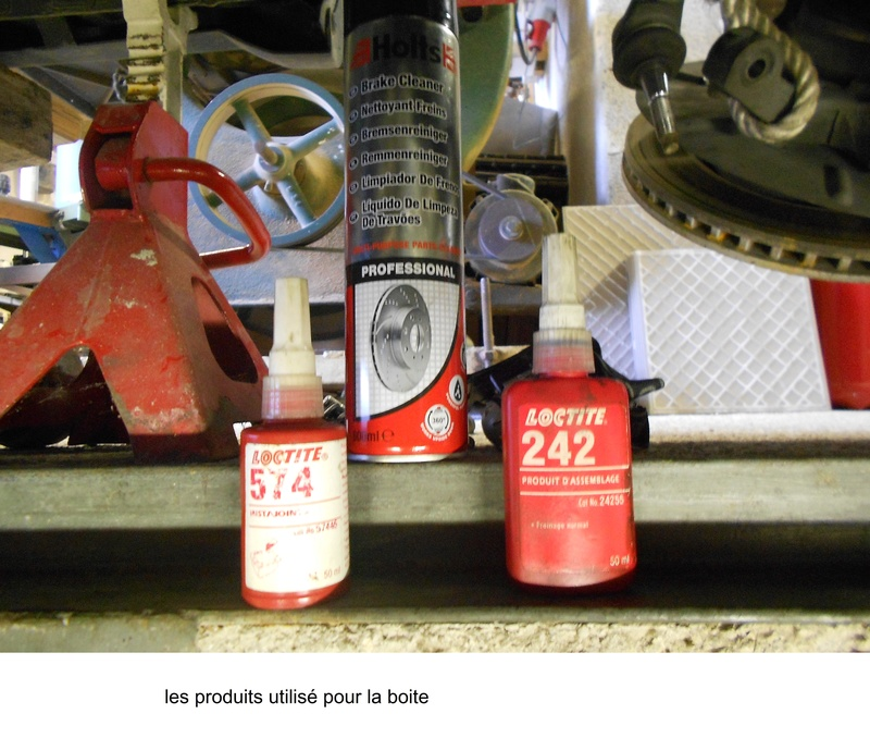 TUTO - Vidange boite DCT - Page 7 Produi10
