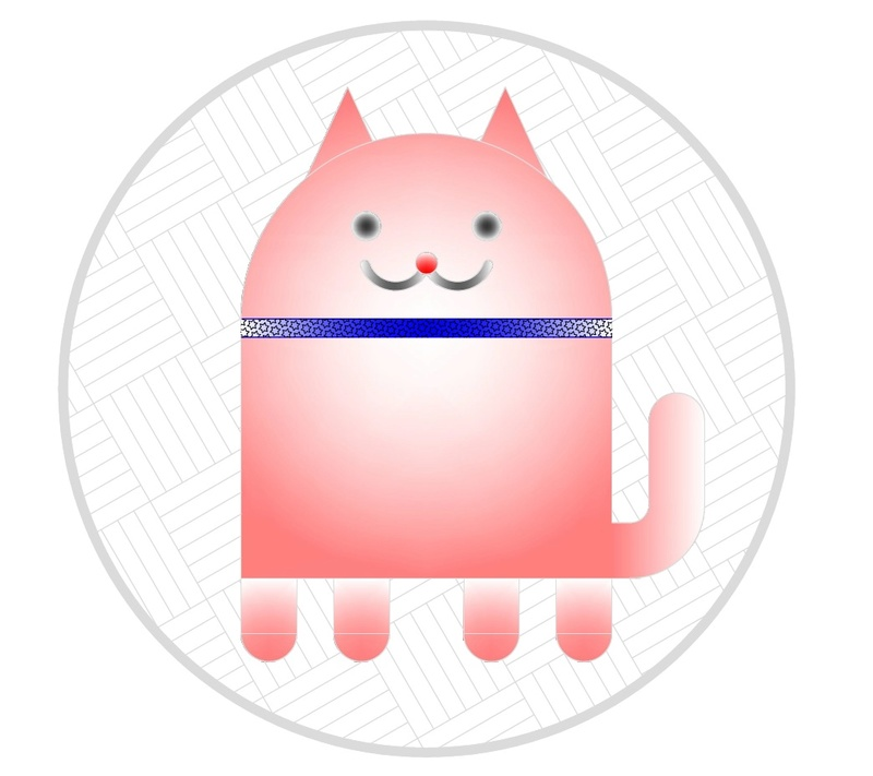 [練習]google電子喵-2D範例 123411
