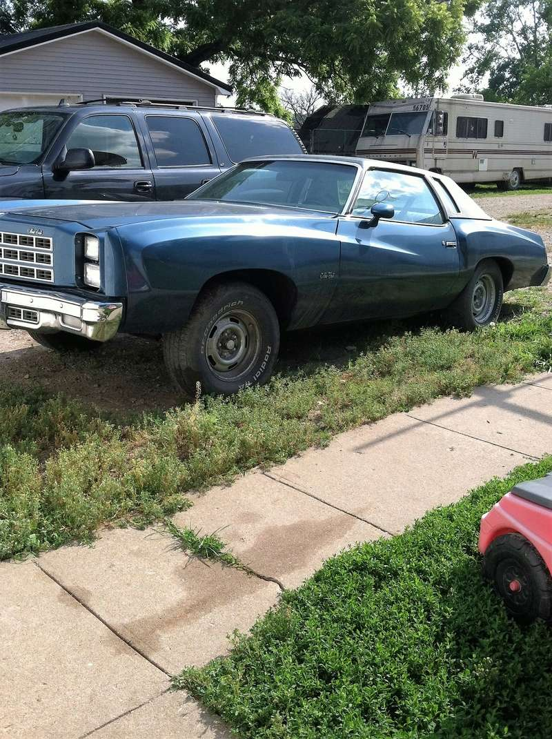 77 Monte in IA Img_1911