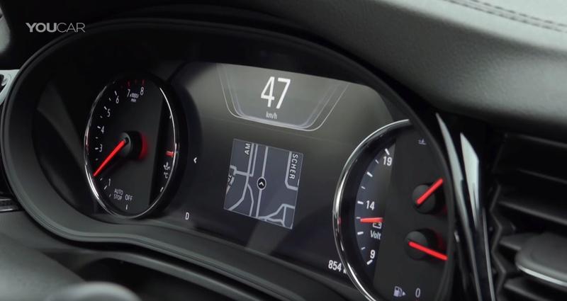 ASTRA K - HUD, carga por inducción, cámara 180º... como el OPEL CROSSLAND...y mirrorlink Opel_i27