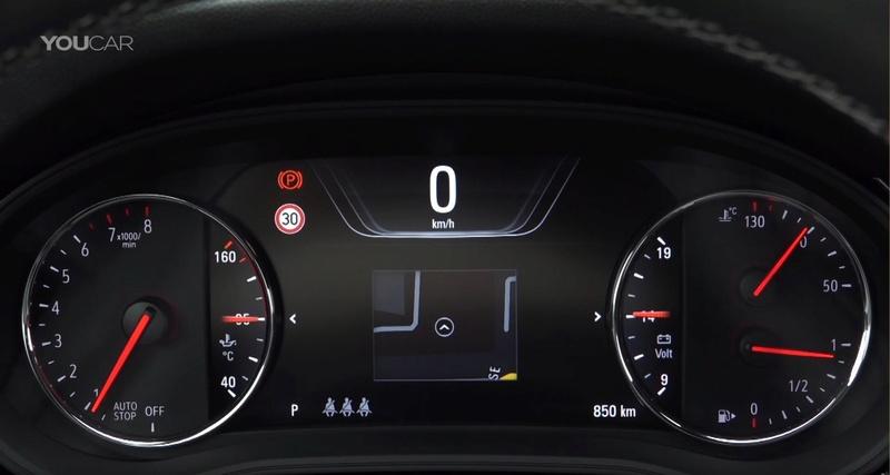 ASTRA K - HUD, carga por inducción, cámara 180º... como el OPEL CROSSLAND...y mirrorlink Opel_i28