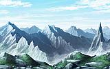 Montagnes Perceneige