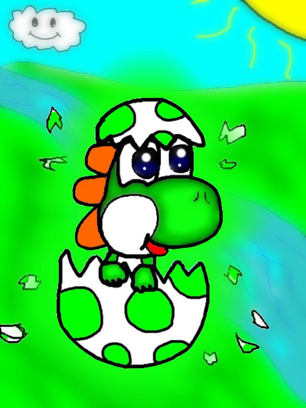 Ma deuxième passion : les dessins ! (et pas que ça) Baby_y10