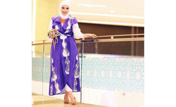 لبس صيفي 2018 للمحجبات 1010