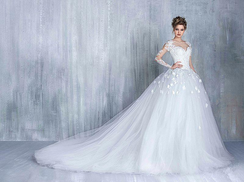 فستان عروس 2018 135