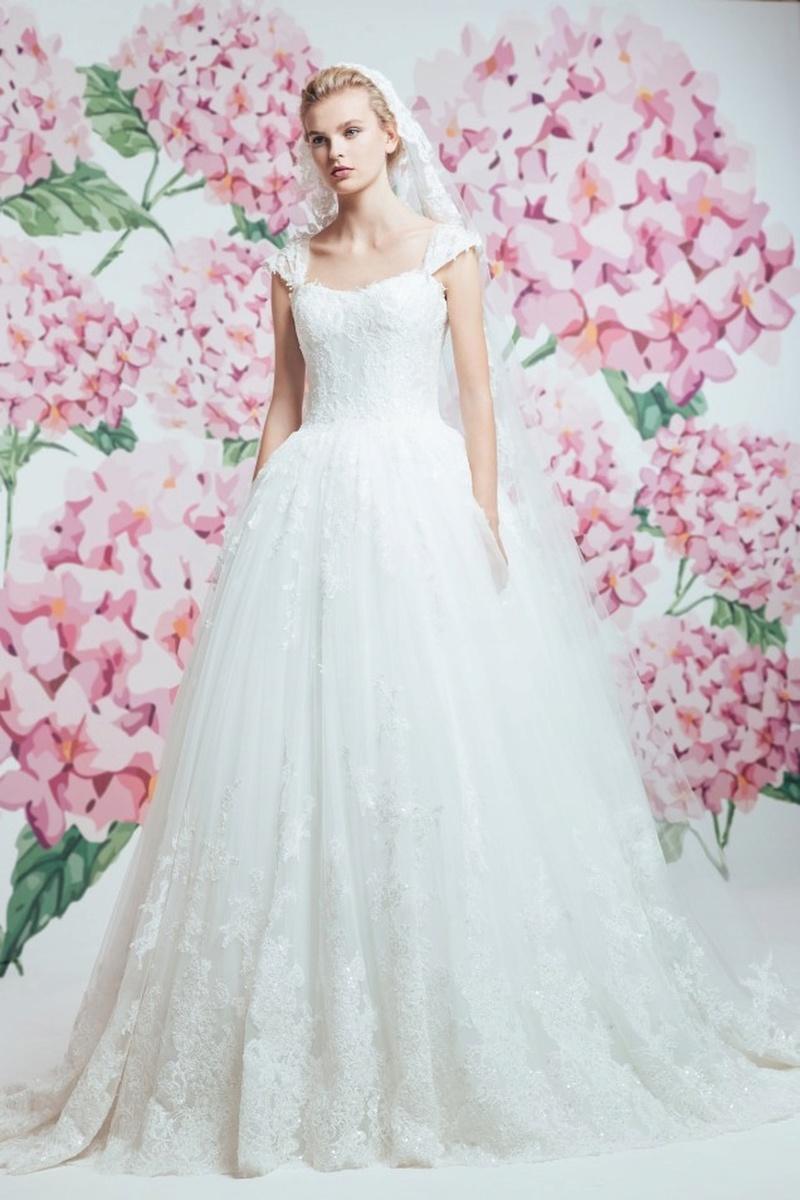 فستان عروس 2018 628