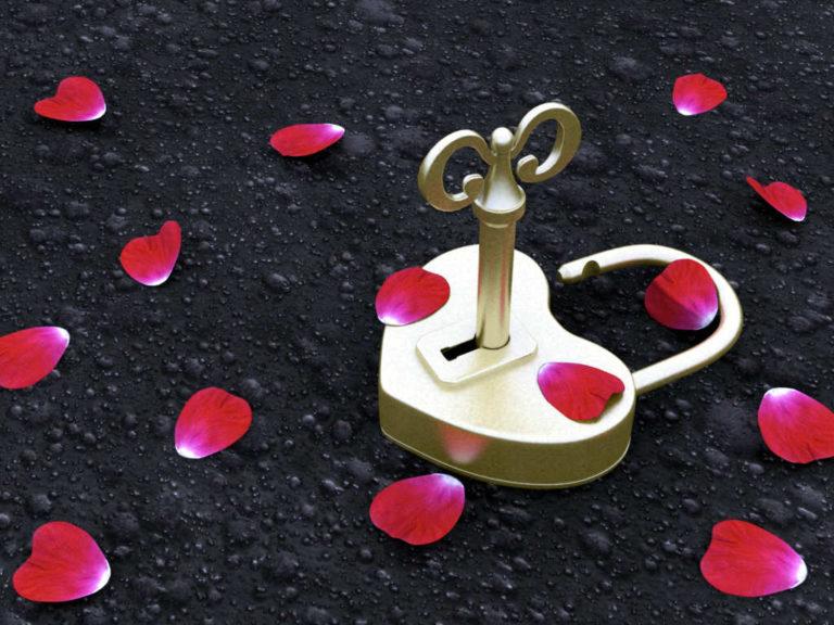 رسائل حب رومانسيه جريئه 856