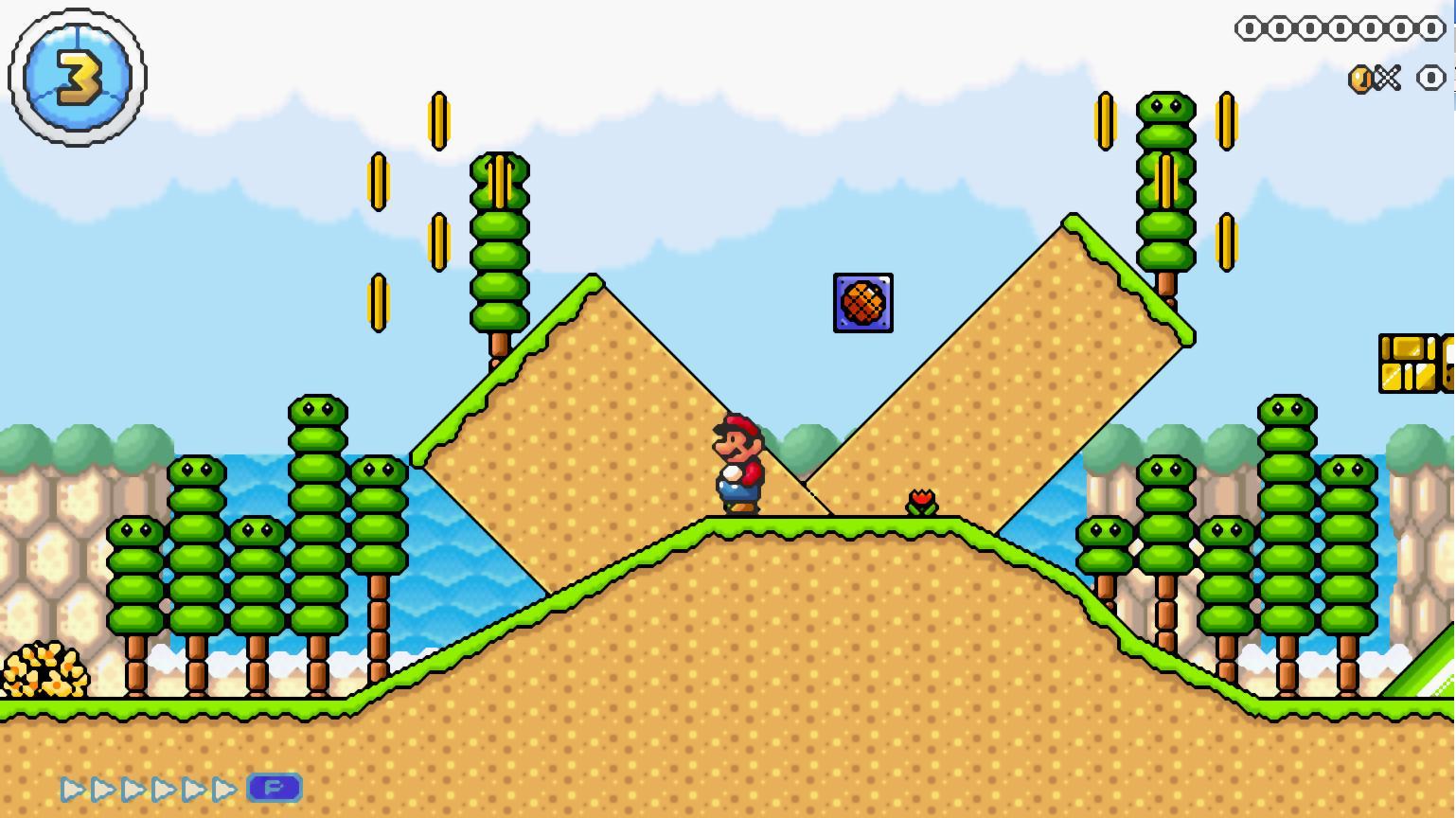 Mario Editor Vector10