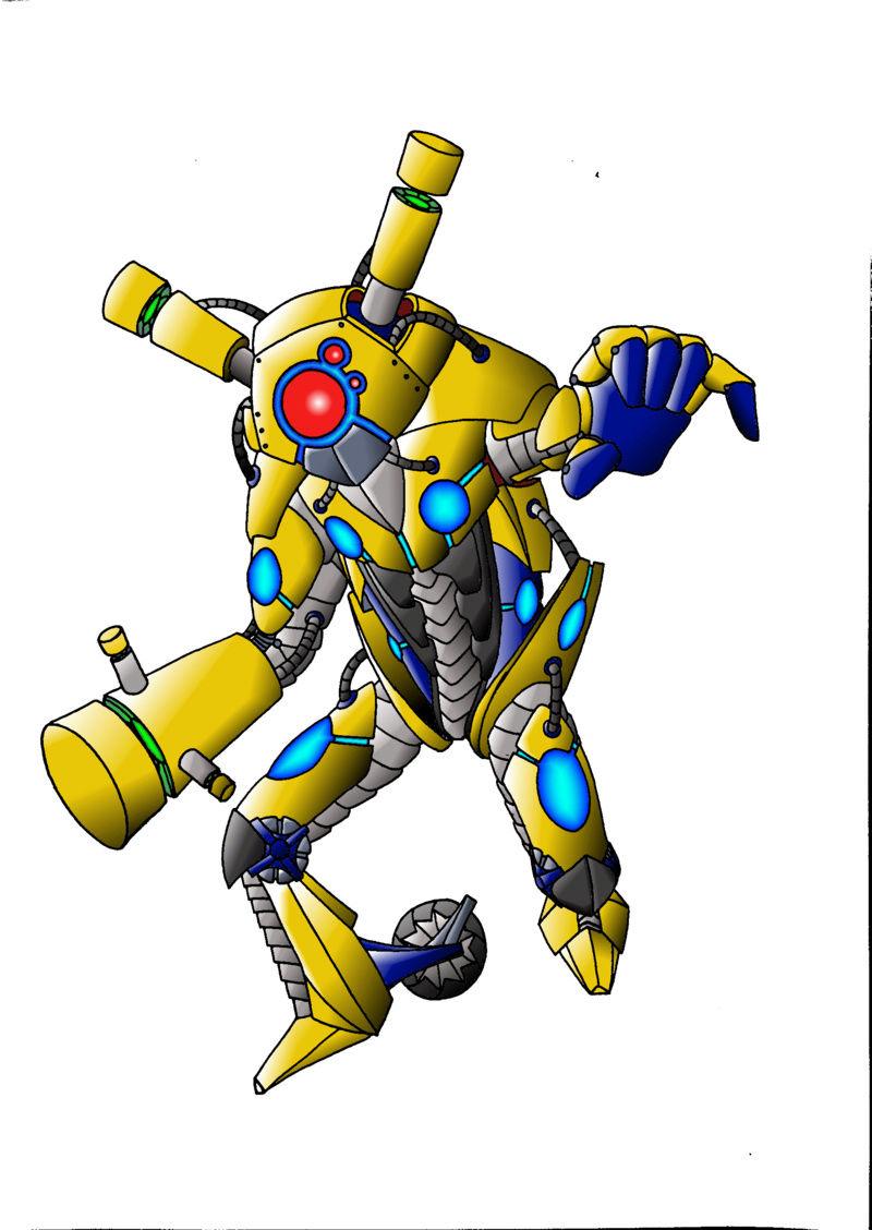 Une galerie Random de plus Robot10