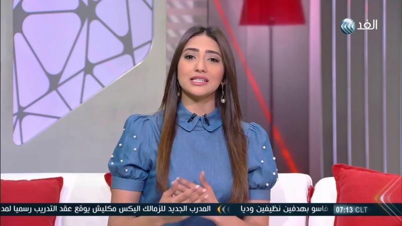 ازياء المذيعة رنا الهويدي  134