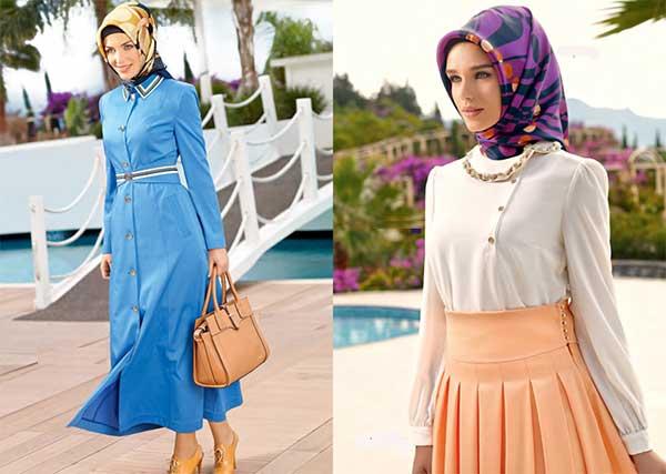 لبس فساتين ازياء الصيف 2018 1422