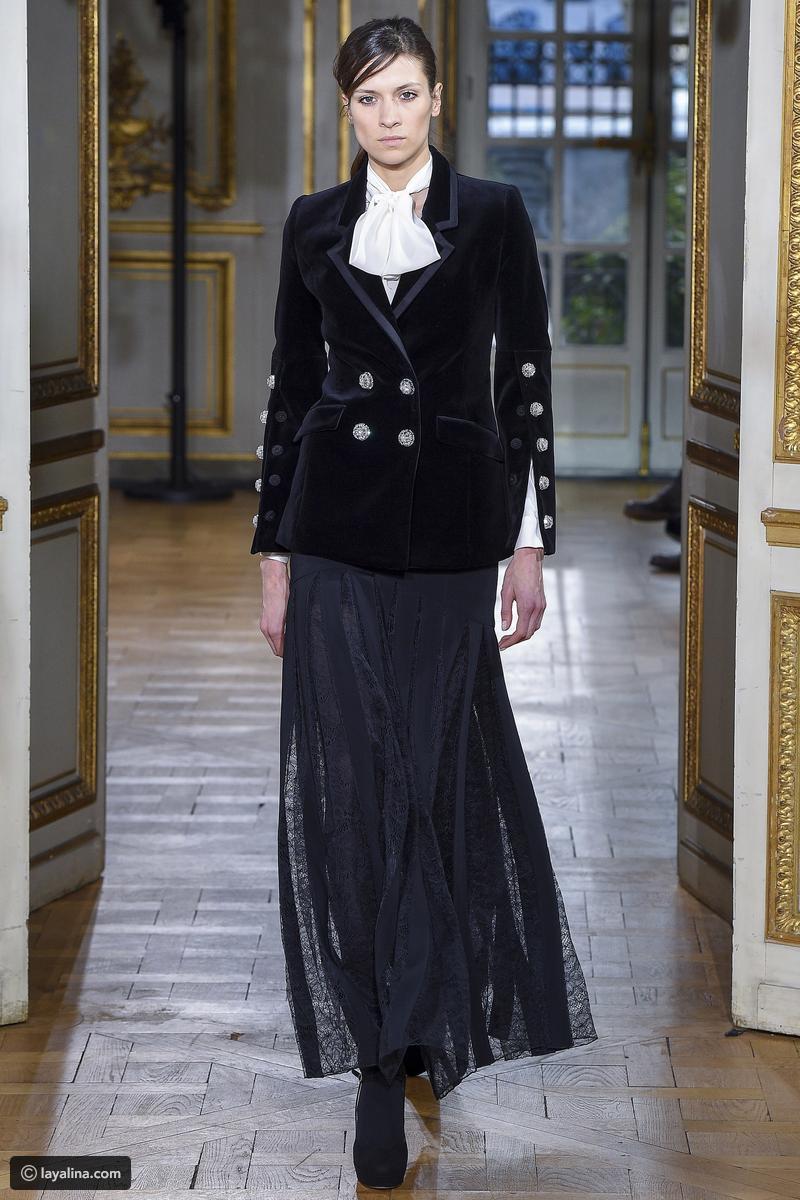 ملابس ازياء المبدع زهير مراد 2018 328