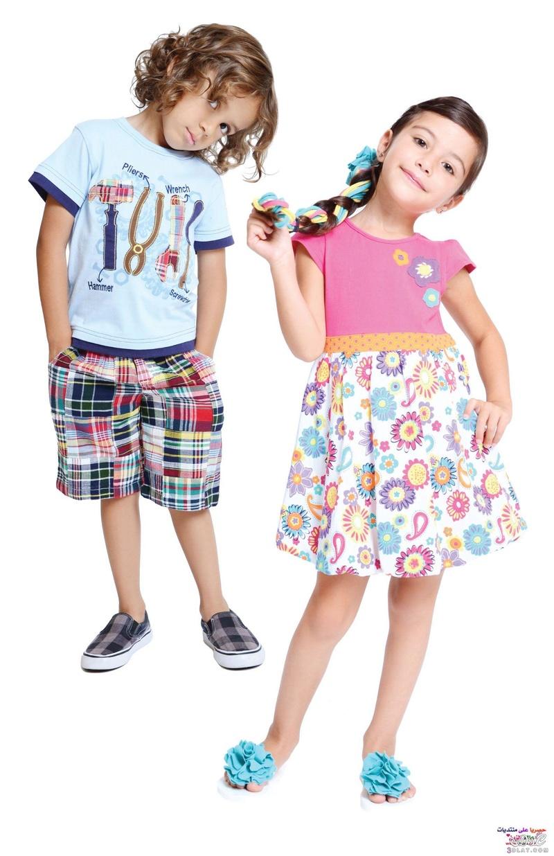 ملابس ماركات اطفال 2018 334