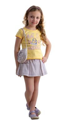 ملابس اولاد وبنات صيفيه 2018 610