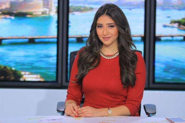 ازياء المذيعة رنا الهويدي  630