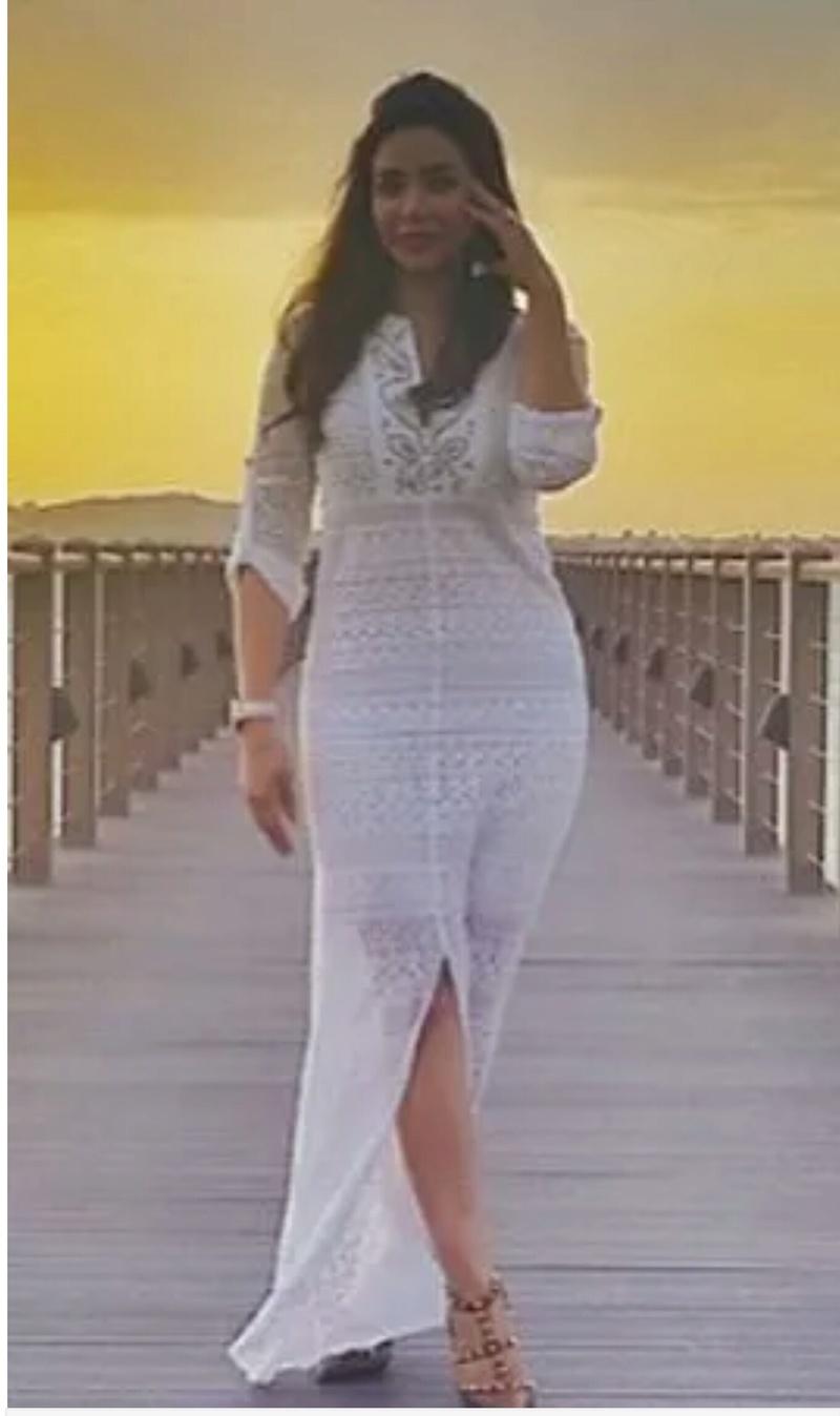 صور لجين عمران  لابسه ملابس Screen10