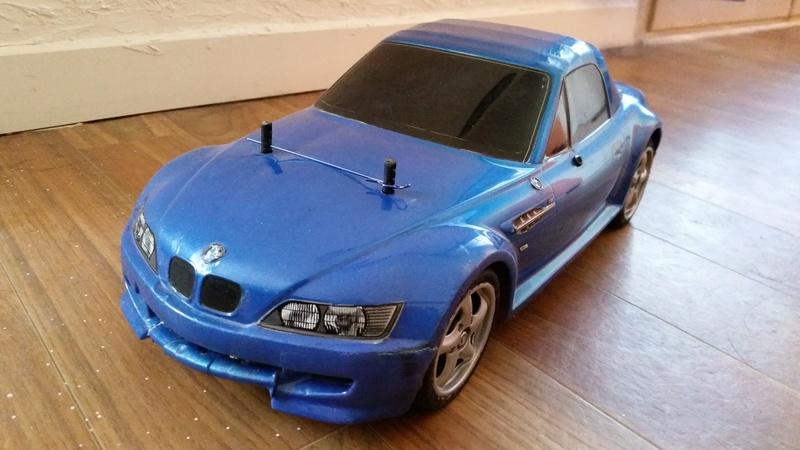 BMW Z3 Tamiya M04L 20150516
