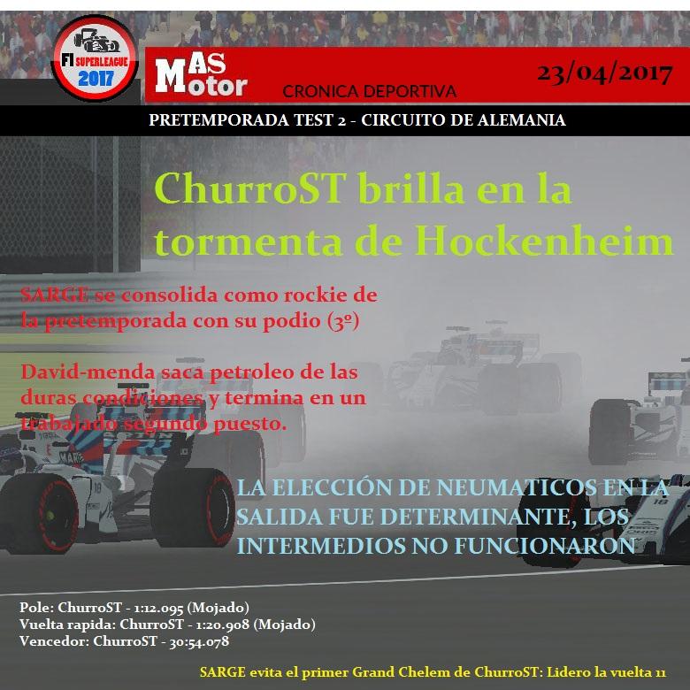 Pretemporada F1SL - Alemania Aleman10