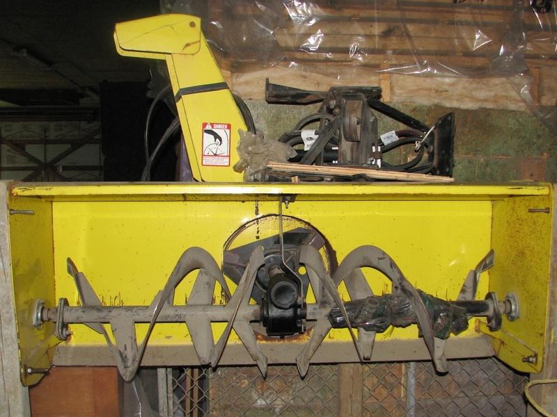 tracteur avec equipement (VENDU) Souffl10