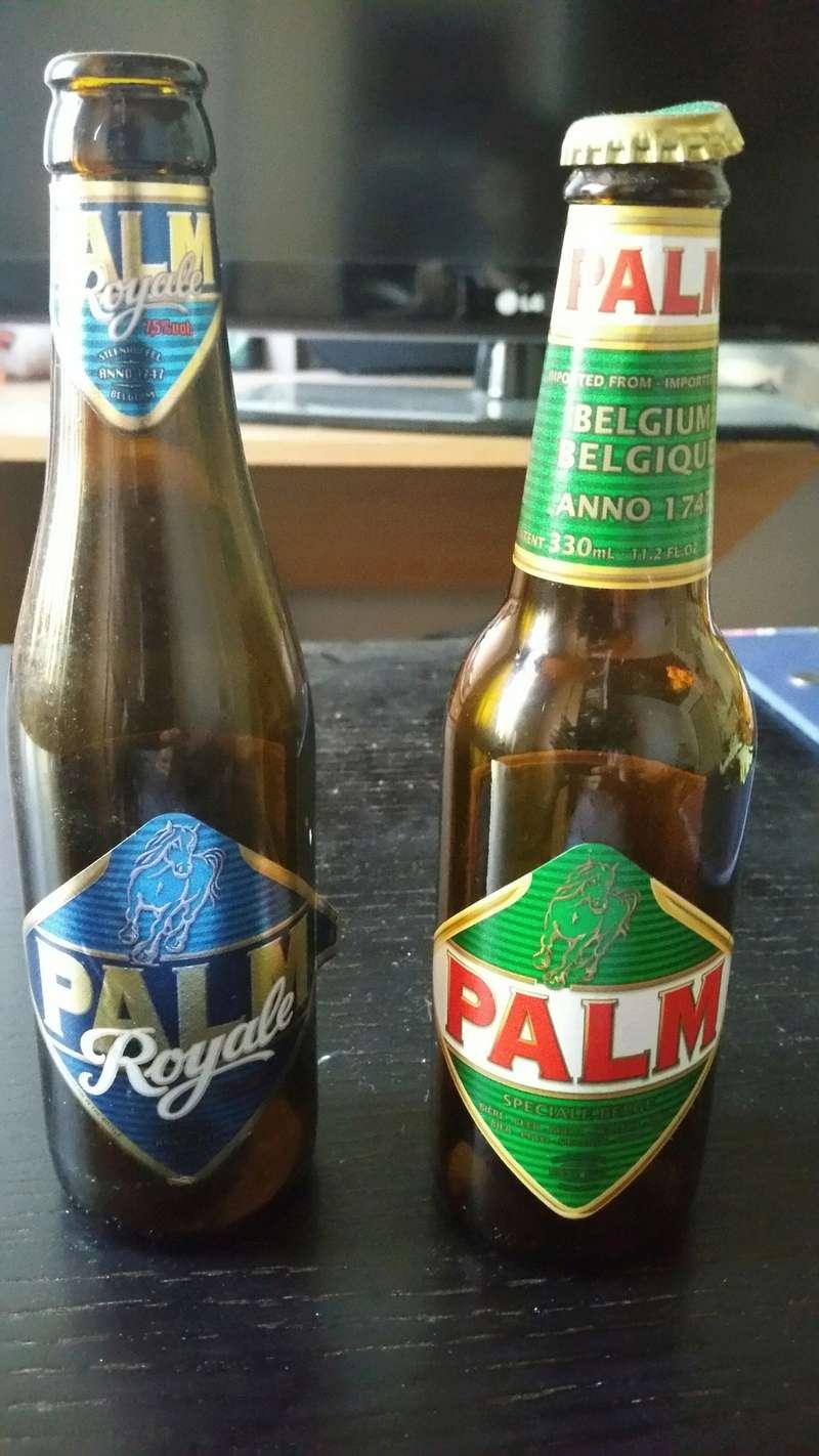 Le bar à bières chez Beard of' ! Belg1010