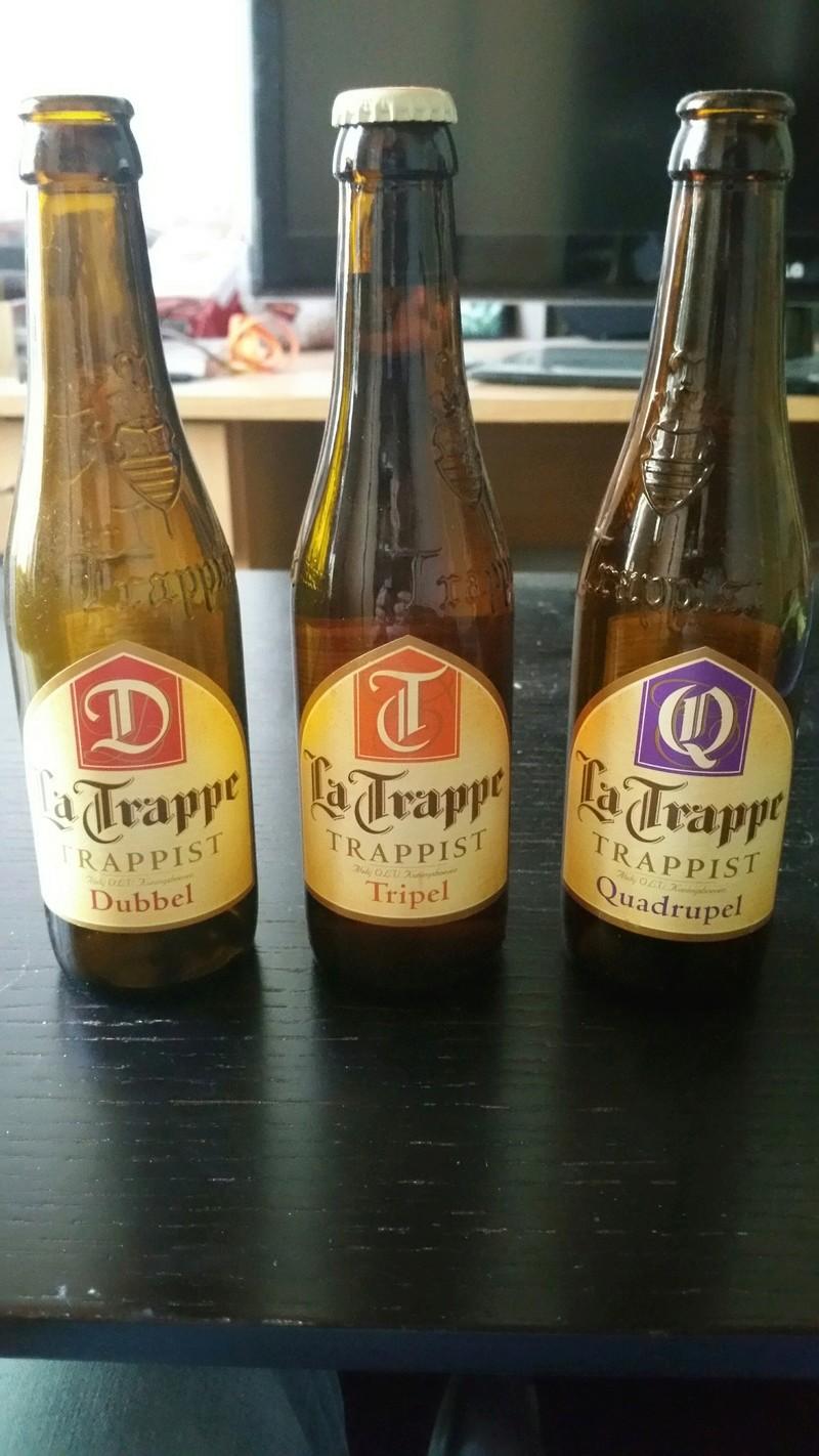 Le bar à bières chez Beard of' ! Belg210