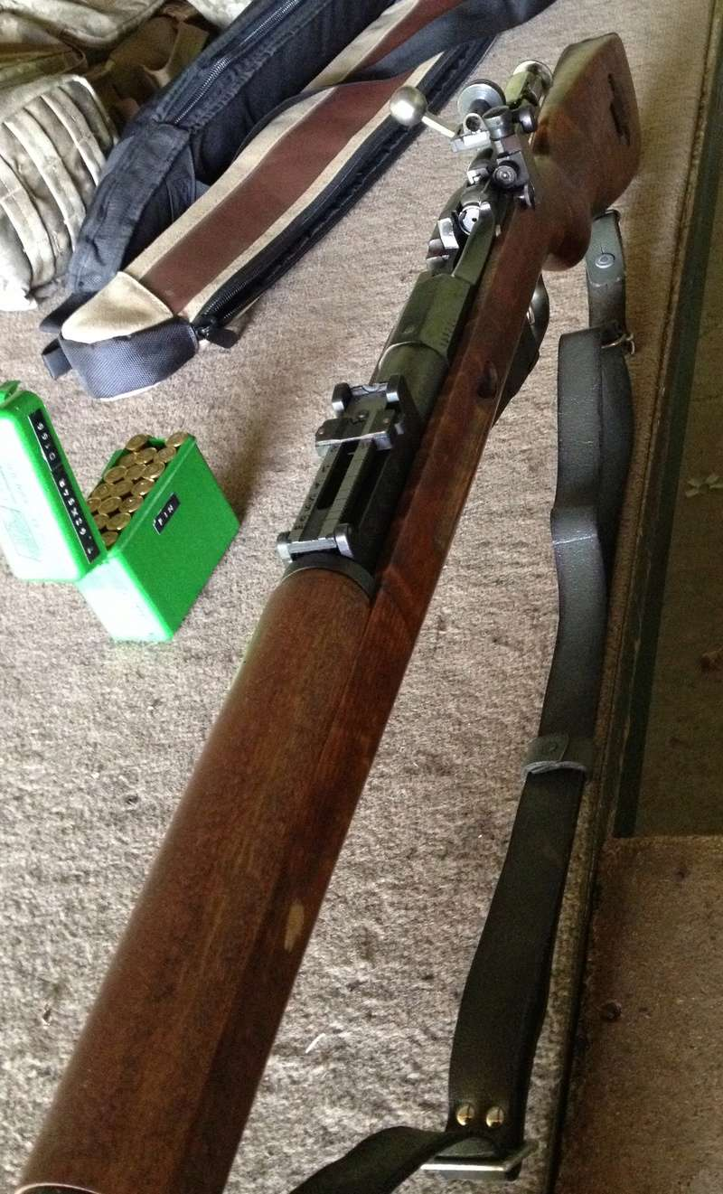 Finland is back - Mosin M28-57 Img_0715
