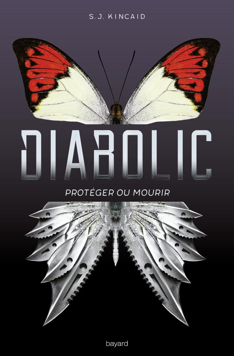 KINCAID S. J. - DIABOLIC - Tome 1 : Diabolic  Diabol10