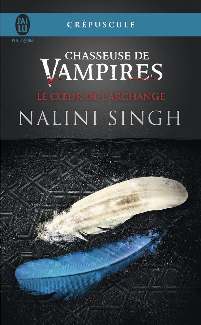 SINGH Nalini - CHASSEUSE DE VAMPIRE - Tome 9 : Le coeur de l'Archange  Le-coe10
