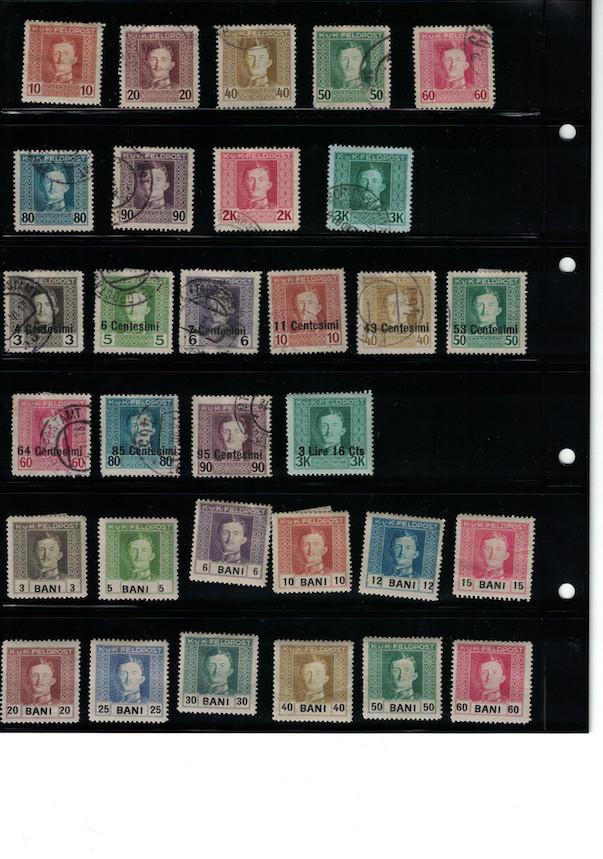 Einschätzung Sammlung Europa geschätzt 1850-1930 Cci18035