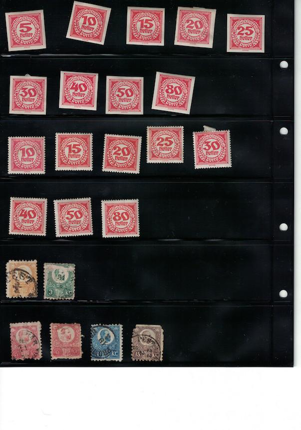 Einschätzung Sammlung Europa geschätzt 1850-1930 Cci18038