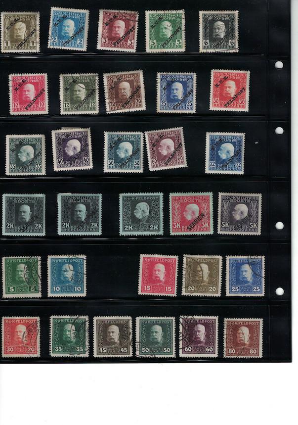 Einschätzung Sammlung Europa geschätzt 1850-1930 Cci18041