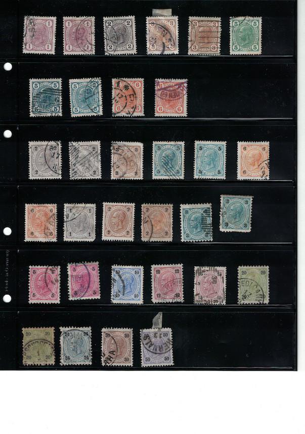 Einschätzung Sammlung Europa geschätzt 1850-1930 Cci18045