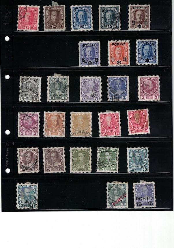 Einschätzung Sammlung Europa geschätzt 1850-1930 Cci18046