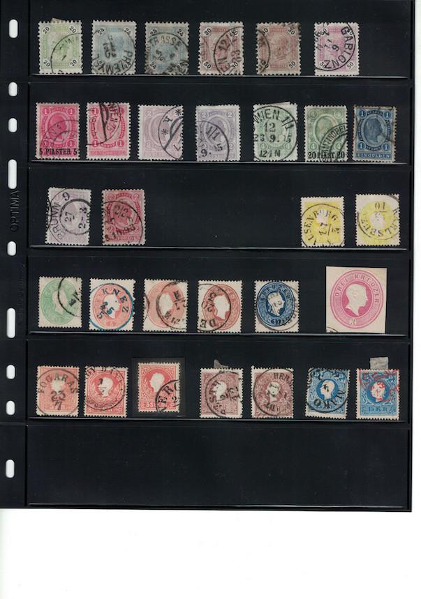Einschätzung Sammlung Europa geschätzt 1850-1930 Cci18048