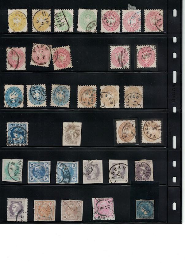 Einschätzung Sammlung Europa geschätzt 1850-1930 Cci18049