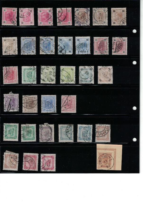 Einschätzung Sammlung Europa geschätzt 1850-1930 Cci18050