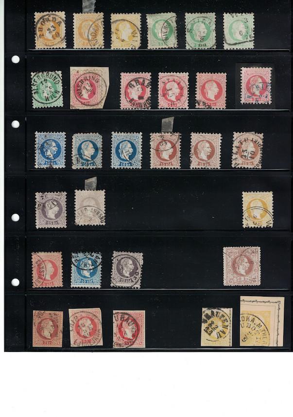 Einschätzung Sammlung Europa geschätzt 1850-1930 Cci18051